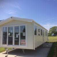 New Willerby Avonmore (with new decking)