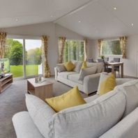 New Willerby Clearwater Lodge-AMAZING SEA VIEWS